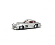 1:43 Mercedes-Benz 300 SL, silver, 1954