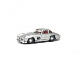 1:43 Mercedes-Benz 300 SL, silber, 1954