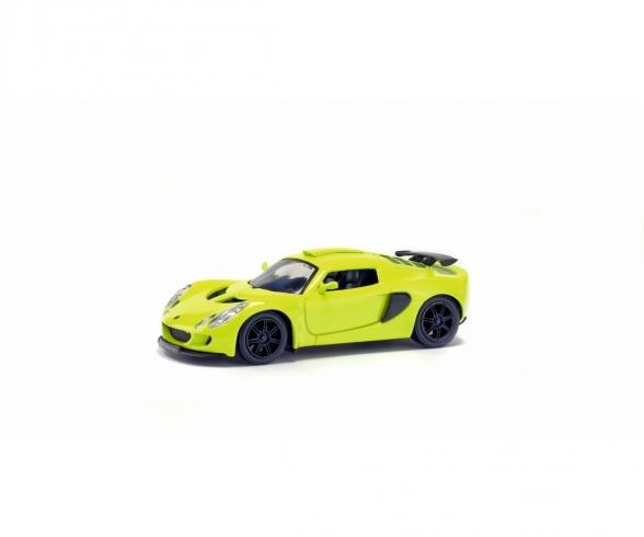 1:43 Lotus Exige S2, green, 2004