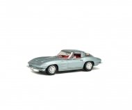 1:43 Chevrolet Corvette silver