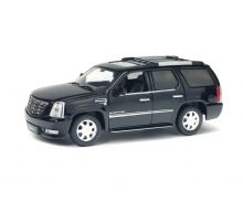 1:43 Cadillac Escalade black