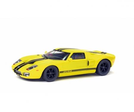 1:43 Ford GT40, gelb, 2008