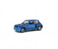 1:43 Renault 5 Turbo, blue, 1980
