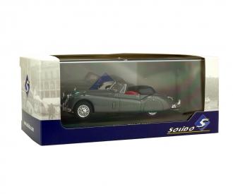 1:43 Jaguar XK 140, grey, 1956