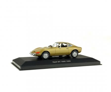 1:43 Opel GT, bronze, 1968