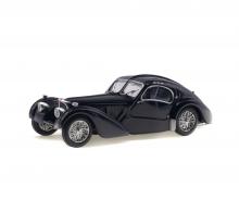 1:43 Bugatti Typ 57 SC Atlantic, schwarz, 1937
