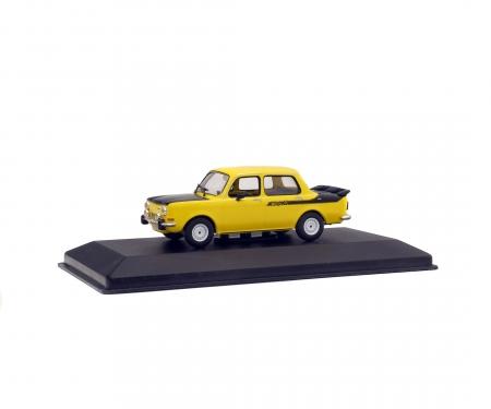 1:43 Simca Rallye 2, yellow, 1974
