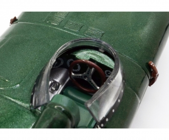 1:43 Jaguar D-Type, British Racing Green, 1952