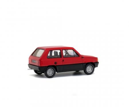 1:43 Fiat Panda, red, 1990
