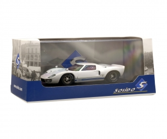 1:43 Ford GT40, 1966 white