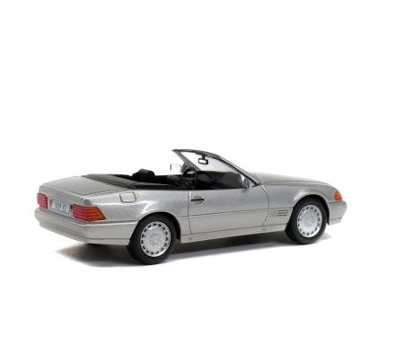 1:43 MB 500 SL, silver, 1989