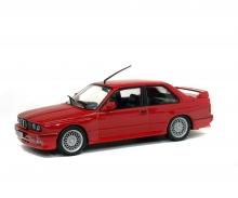 1:43 BMW M3 E30, rot