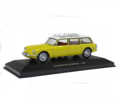 1:43 Citroen DS 19 Break