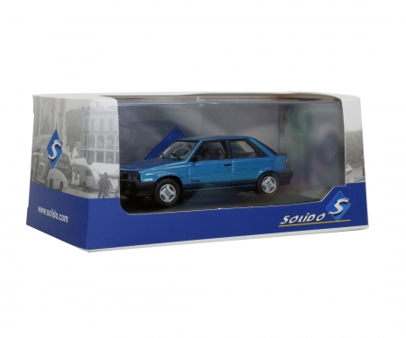 1:43 Renault 11 Turbo, blue