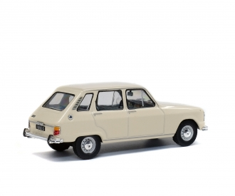 1:43 Renault 6, weiß, 1970