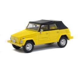 1:43 VW 181, yellow, 1971