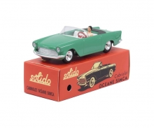 1:43 Simca Oceane green