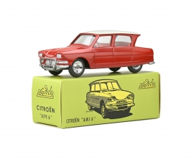 1:43 Citroen AMI 6 red