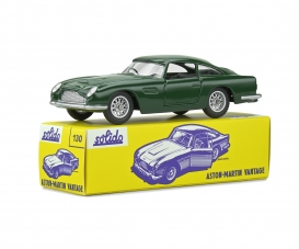 1:43 Aston Martin DBS green