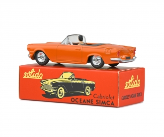 1:43 Simca Oceane orange