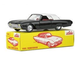 1:43 Ford Thunderbird black