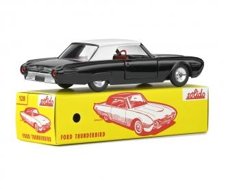 1:43 Ford Thunderbird schwarz