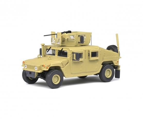 1:48 M1115 Humvee desert-camo