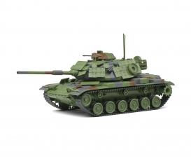 1:48 M60 A1 Tank green camo