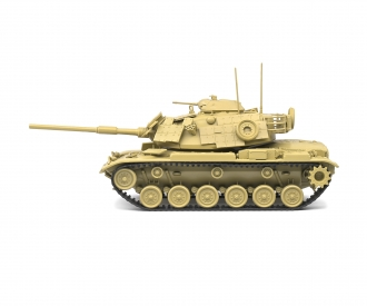 1:48 M60 A1 Tank desert camo