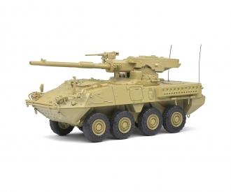 1:48 M1128 MGS Stryker desert