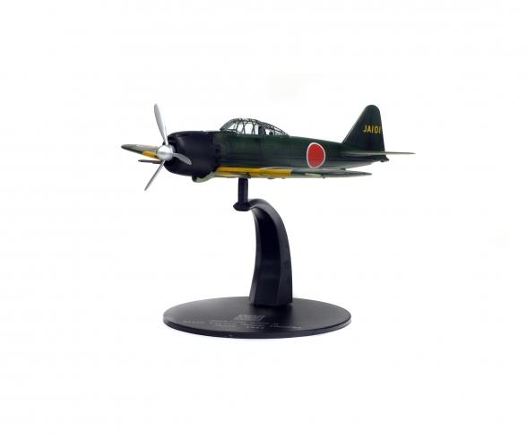 1:72 Nakajima A6M2 pursuit plane