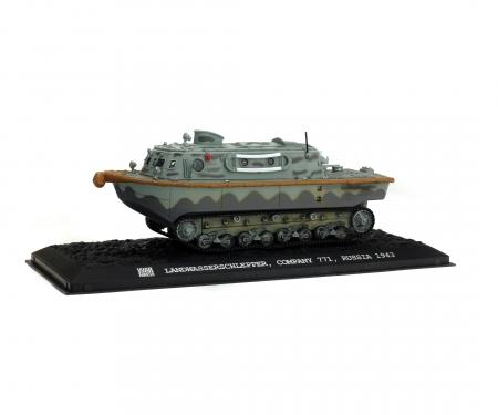 """1:72 """"Landwasserschlepper"""" amphibious tractor 1, 1945"""
