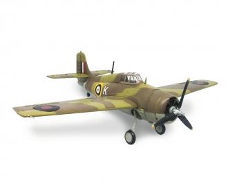 1:72 Grumman F4F Wildcat, 1942