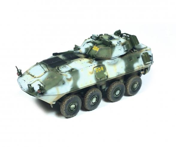 1:72 Light tank LAV-25, 2005