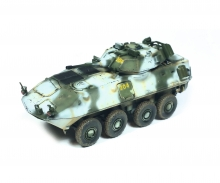 1:72 Light tank LAV-25, 2005
