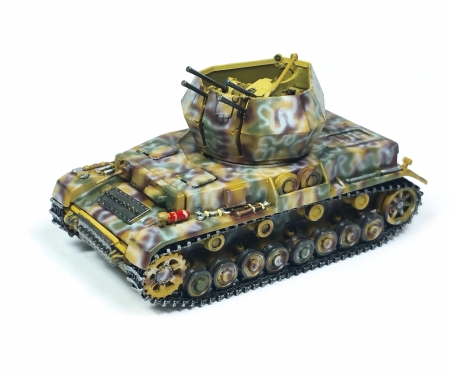 1:72 Anti aircraft tank IV, 1944