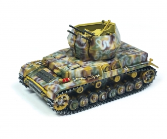 1:72 Anti aircraft tank IV, 1944