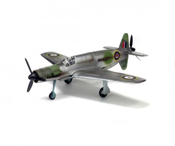 1:72 Dornier Pfeil DO 335A-1, Germany, 1945