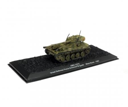 1:72 AMX 13/75 Panzer, Frankreich, 1967