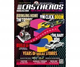 Cast Heads Magazin 2021