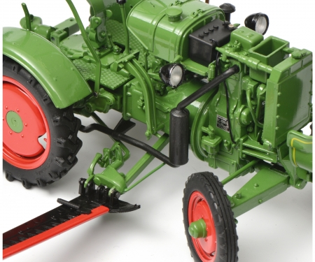 Fendt Dieselross F20G, grün, 1:18