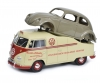 """VW T1a """"Midlands Centre"""" wiht beetle chassis, 1:18"""