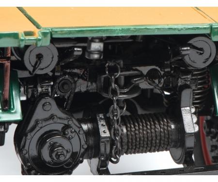 Mercedes-Benz Unimog 401, grün, 1:18