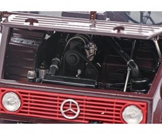 MB Unimog U401 red 1:18