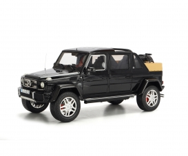 Merc.-Maybach G650, black 1:18