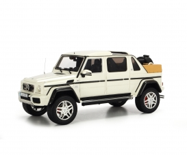 Merc.-Maybach G650, white 1:18