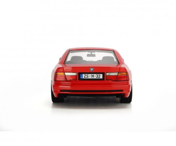 BMW M8, red, 1:18
