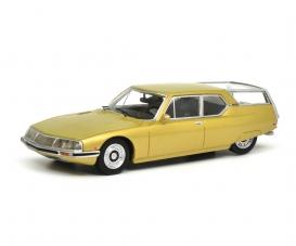 Citroën SM, gold 1:18