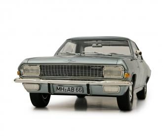 Opel Diplomat A silber 1:18