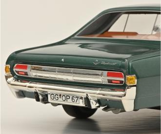 Opel Diplomat A grün met. 1:18